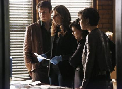 Watch Castle Season 6 Episode 13 Online