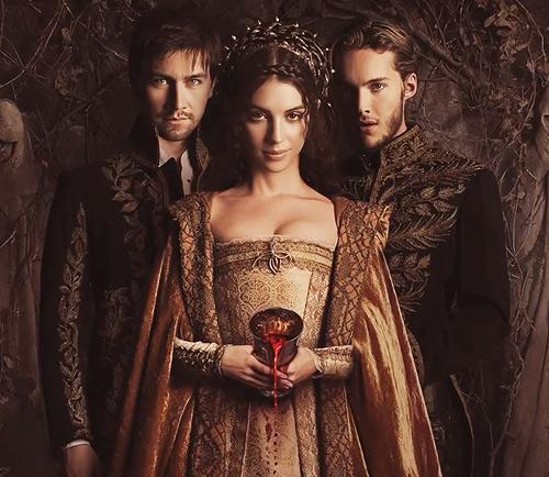 Reign Promo Poster