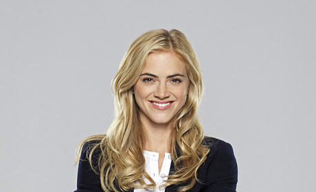 Emily Wickersham who plays Bishop on NCIS