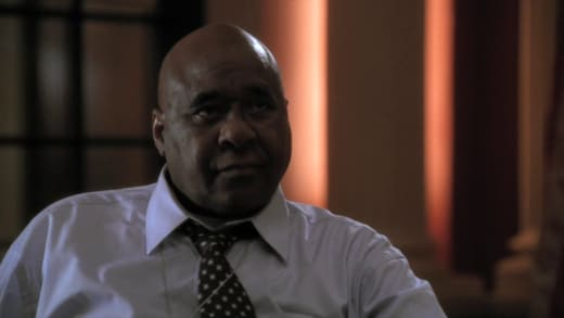 This Is Mr. Willis - The West Wing Season 1 Episode 6