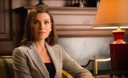 The Good Wife Creators Drop Season 8 Bombshell