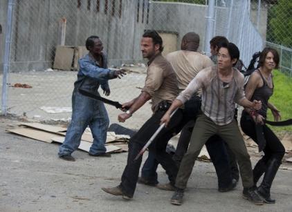 Watch The Walking Dead Season 3 Episode 1 Online
