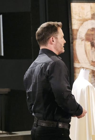 Brady Admits To Loving Chloe/Tall - Days of Our Lives