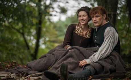 A Rare Happy Moment - Outlander Season 4 Episode 1