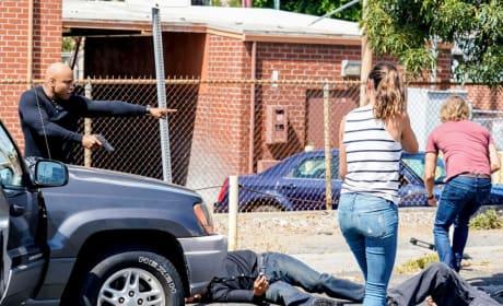 Protecting Tiffany - NCIS: Los Angeles Season 10 Episode 5
