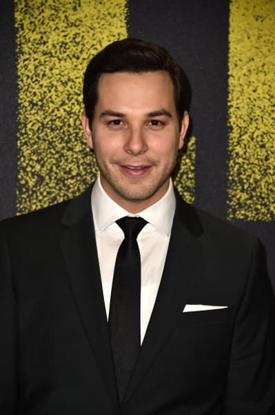 Skylar Astin Attends Pitch Perfect 3 Premiere