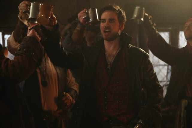 A song of revenge - Once Upon a Time Season 6 Episode 20