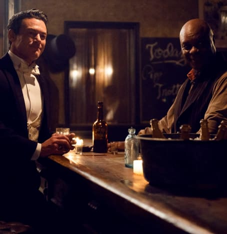 Bachelor Party - The Alienist: Angel of Darkness Season 1 Episode 3