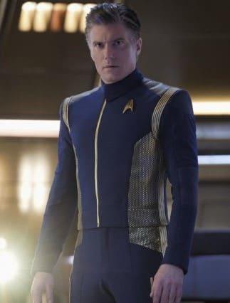 Vertical Pike Uniform - Star Trek: Discovery Season 2 Episode 2