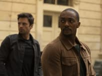Bucky and Sam - The Falcon and The Winter Soldier Season 1 Episode 4