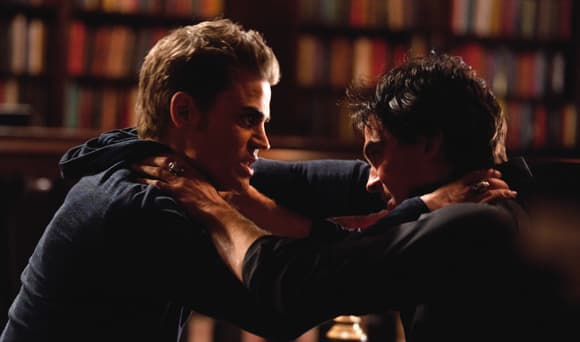 Stefan vs. Damon - The Vampire Diaries