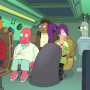 Futurama Review: Working for the Clampdown