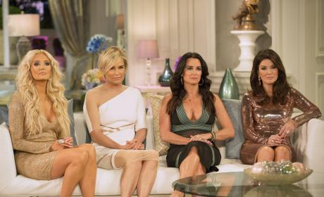 The Ladies Reunite - The Real Housewives of Beverly Hills