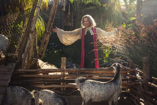 Holy Shepherd - Outlander Season 3 Episode 11