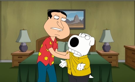 Brian's New Career - Family Guy