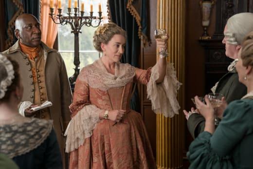 A Named Heir - Outlander Season 4 Episode 2