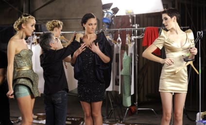 America's Next Top Model Review: Getting Hot in Here...