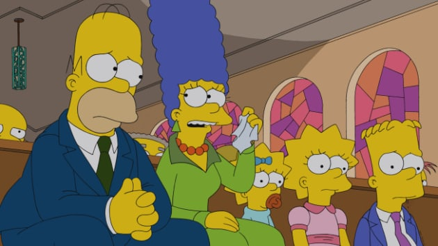 A Springfield Funeral