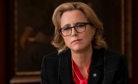 Elizabeth Takes the Podium - Madam Secretary Season 5 Episode 18