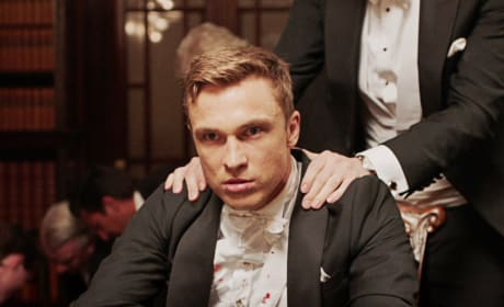 Angry Liam  - The Royals Season 4 Episode 8