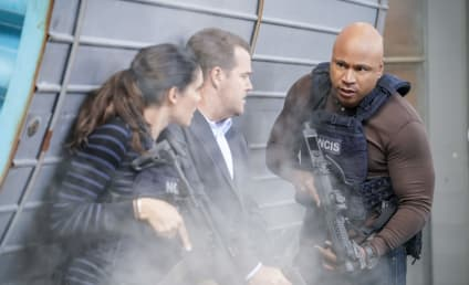 NCIS: Los Angeles Season Finale Review: Ninguna Salida