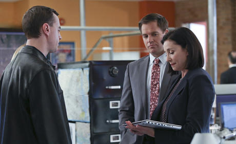 On Their Way to Shanghai - NCIS Season 13 Episode 1