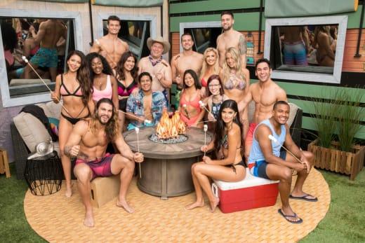 Big Brother Season 21 Cast Photo