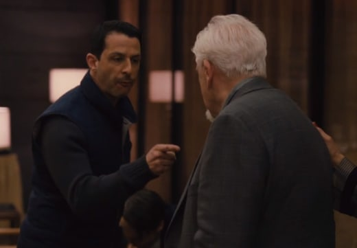 Kendall Jumps Into Action - Succession Season 2 Episode 6