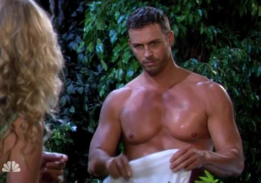 Eric Martsolf Shirtless