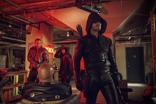 The Boys - Arrow Season 3 Episode 8
