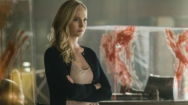 Caroline Forbes - The Originals