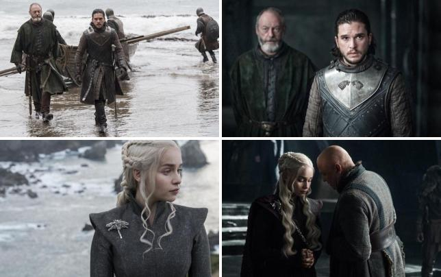 On a mission game of thrones