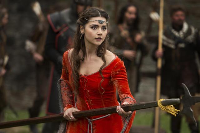 Clara as Maid Marian?! - Doctor Who Season 8 Episode 3