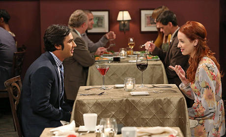 Who should Raj date?
