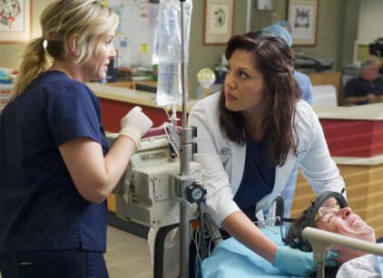 Watch Grey's Anatomy Season 11 Episode 24 Online