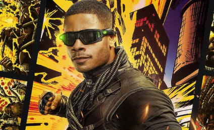 Black Lightning Spinoff Starring Jordan Calloway Eyed at The CW