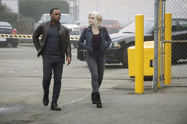 Cagney and Pasty - iZombie Season 1 Episode 12