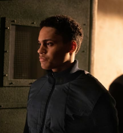 Reese And The Side He Chooses - The 100 Season 7 Episode 8