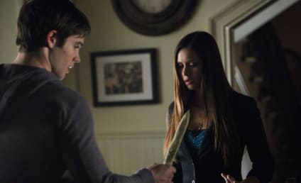 "Vampire Diaries Photo Gallery: ""Catch Me If You Can"""