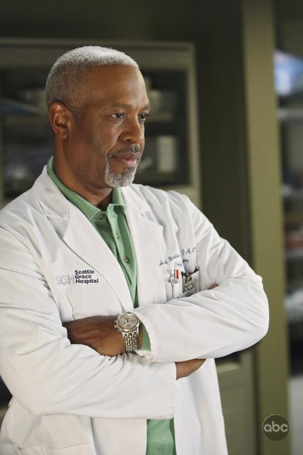 The Chief of Surgery