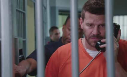 Bones Season 10 Footage: Booth in Jail!