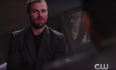 Arrow Midseason Trailer: Can Oliver Keep His Promise?