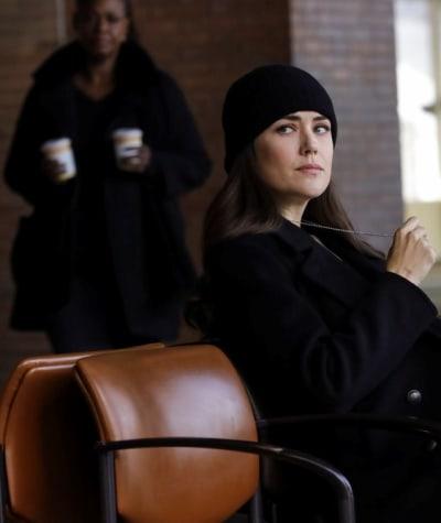 The Hunt for Liz -- Tall - The Blacklist Season 8 Episode 4