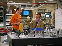 The Big Bang Theory Season 4 Episode 6