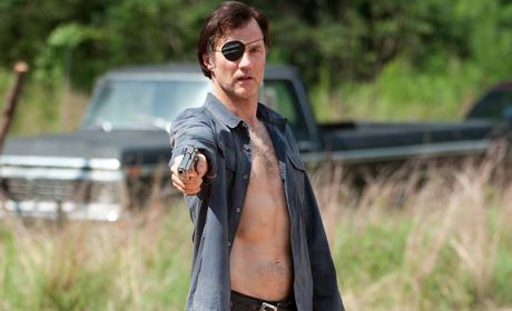 The Governor with a Gun