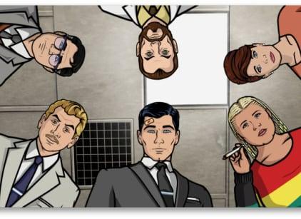 Watch Archer Season 2 Episode 2 Online