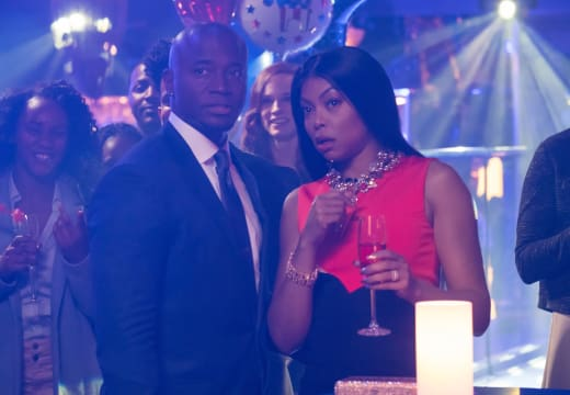 Cookie and Angelo are not happy... - Empire Season 3 Episode 13