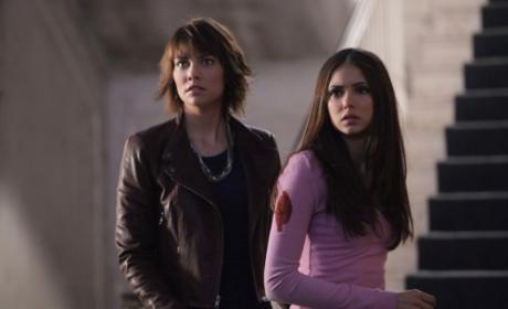 Rose and Elena