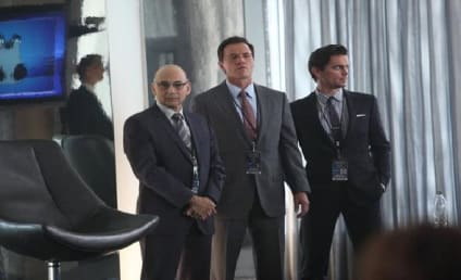 White Collar Summer Finale Promo: Why Didn't You Tell Me?