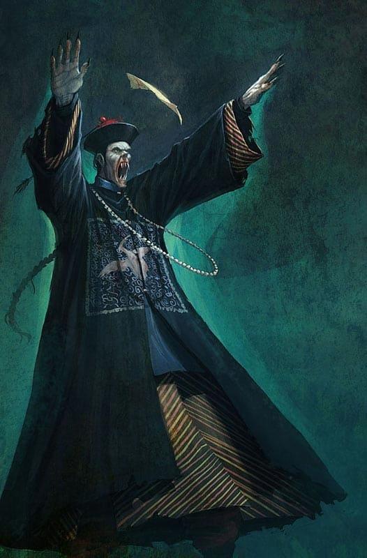 Jiang Shi (Van Helsing)